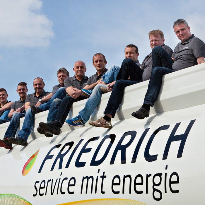 Friedrich Mineralölhandel GmbH