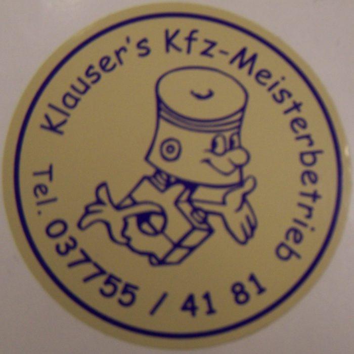 Klauser´s Kfz-Meisterbetrieb