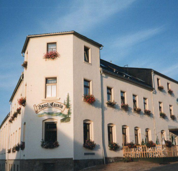 Hotel Carola Restaurant zur alten Laterne