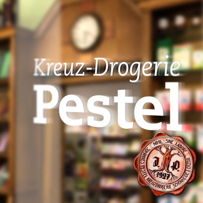 Kreuz Drogerie Pestel
